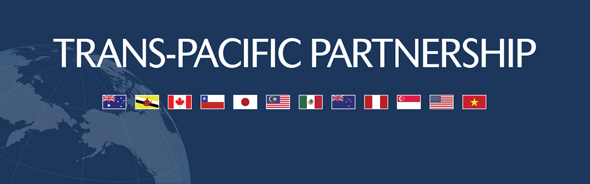 controversial trans pacific partnership agreement - 1180×369