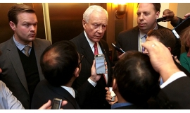 Orrin Hatch: TPP deal can get done in lame-duck session