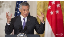 TPP promotes peace, interdependence: PM Lee