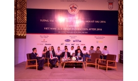 Conference talks VN-US trade interact after 2016